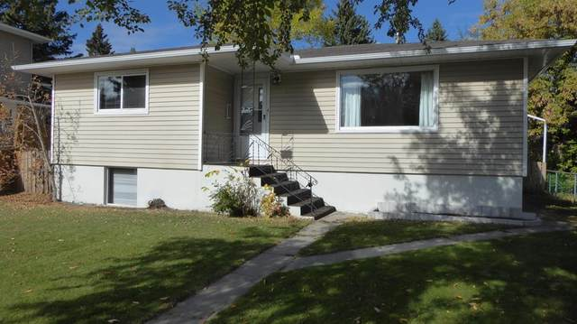 3416 Cascade Road NW, Calgary, AB T2M 4K1 (#A1037185) :: Canmore & Banff