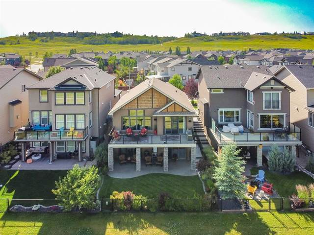 46 Chaparral Valley Grove SE, Calgary, AB T2X 0M3 (#A1037204) :: Calgary Homefinders