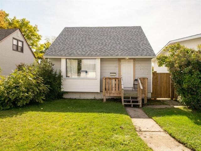 1502 7 Avenue N, Lethbridge, AB T1H 0Y2 (#A1037228) :: Canmore & Banff