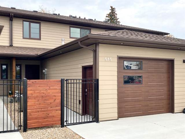 515 1 Street W, Brooks, AB T1R 0G3 (#A1037293) :: Canmore & Banff