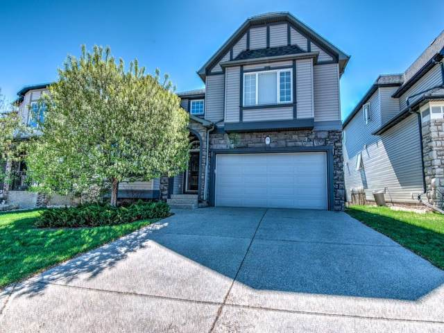 150 Topaz Gate, Chestermere, AB T1X 0B1 (#A1037302) :: Canmore & Banff