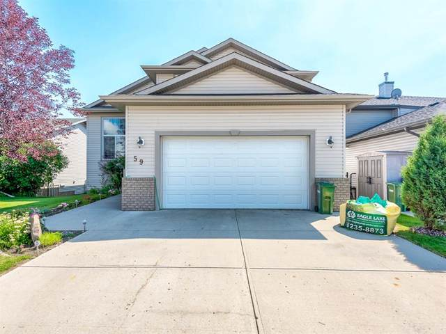 59 Hillcrest Boulevard, Strathmore, AB T1P 1W9 (#A1037315) :: Canmore & Banff