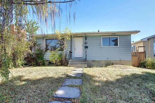 185 Margate Close NE, Calgary, AB T2A 3E5 (#A1037337) :: Canmore & Banff