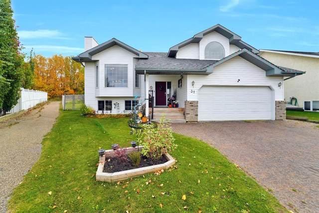 31 Fern Crescent, Sylvan Lake, AB T4S 1Y4 (#A1037343) :: Western Elite Real Estate Group