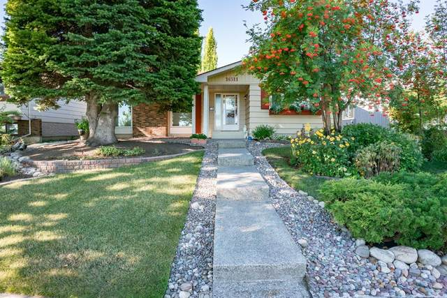 14511 Parkland Boulevard SE, Calgary, AB T2J 4L7 (#A1037346) :: Canmore & Banff