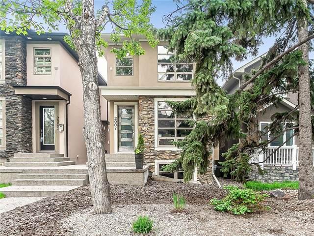 2007 32 Avenue SW, Calgary, AB  (#A1037352) :: Calgary Homefinders