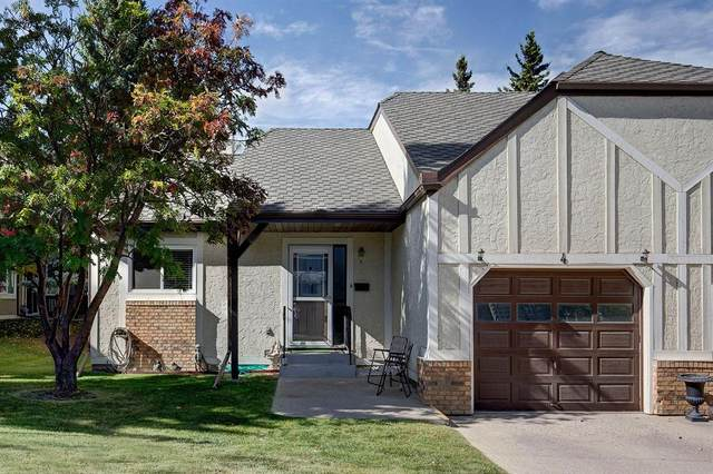 4 Coach Side Terrace SW, Calgary, AB T3H 2T3 (#A1037354) :: Canmore & Banff