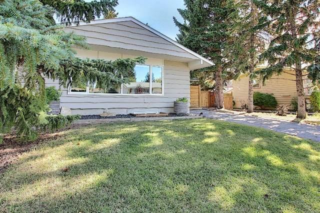 643 Willowburn Crescent SE, Calgary, AB T2J 1M9 (#A1037362) :: Calgary Homefinders