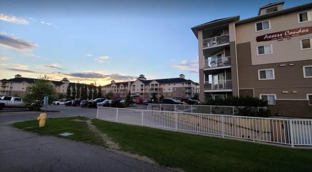 11230 104 Street #403, Grande Prairie, AB T8V 0P3 (#A1037369) :: Team Shillington | Re/Max Grande Prairie