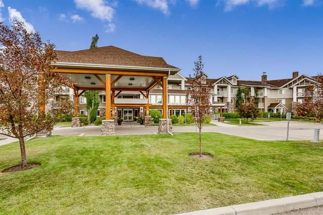 428 Chaparral Ravine View SE #312, Calgary, AB TT2X 0N2 (#A1037393) :: Calgary Homefinders