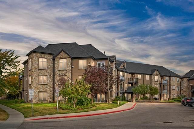 1888 Signature Park SW #2208, Calgary, AB T3H 4Z1 (#A1037398) :: Canmore & Banff