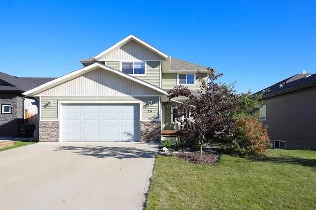 13 Chinook Street, Blackfalds, AB T4M 0B8 (#A1037404) :: Calgary Homefinders