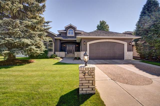 90 Allison Crescent, Red Deer, AB T4R 2G9 (#A1037439) :: Canmore & Banff