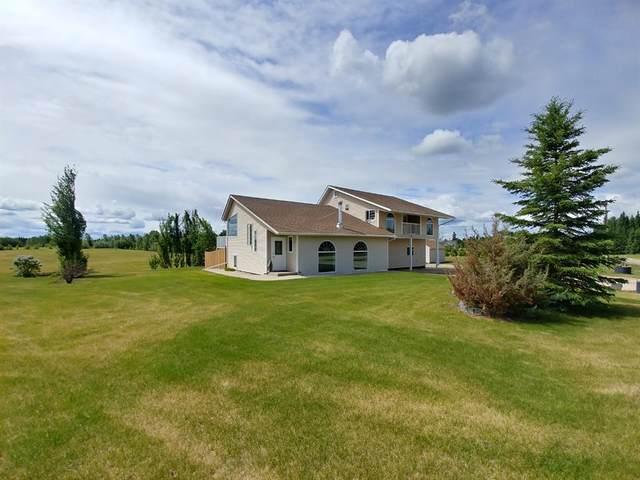 705007 64 Range, Rural Grande Prairie No. 1, County of, AB T8W 5C5 (#A1037444) :: Canmore & Banff