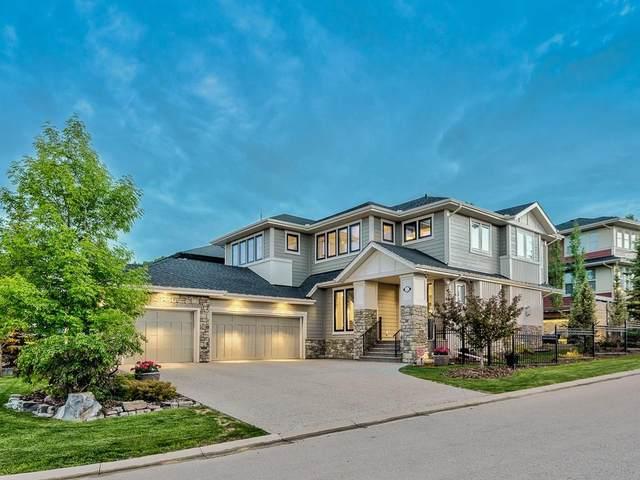 22 Crestridge Mews SW, Calgary, AB T3B 0M1 (#A1037467) :: Calgary Homefinders