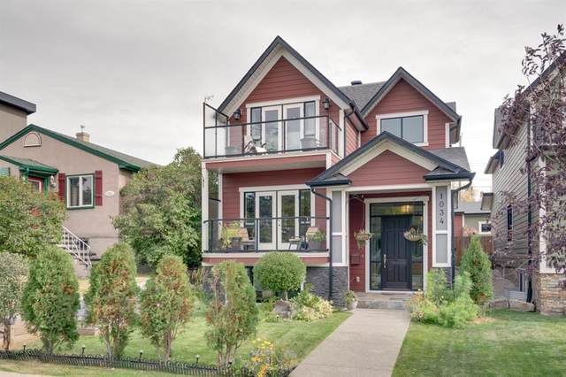 1034 8 Street SE, Calgary, AB T2G 2Z4 (#A1037470) :: Calgary Homefinders