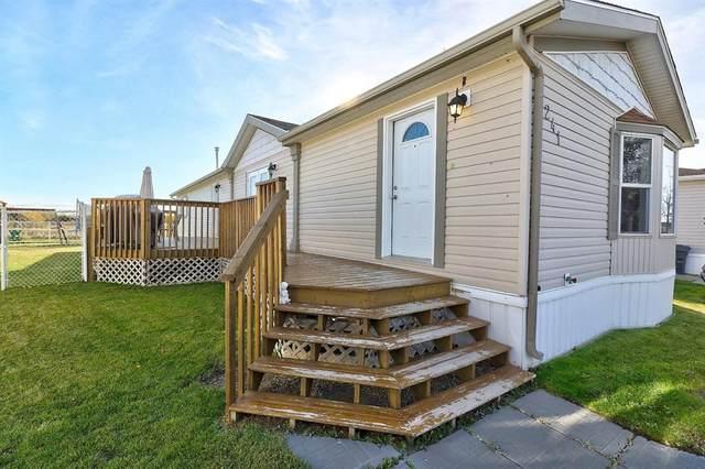 10615 88 Street #241, Grande Prairie, AB T8X 1P5 (#A1037475) :: Canmore & Banff