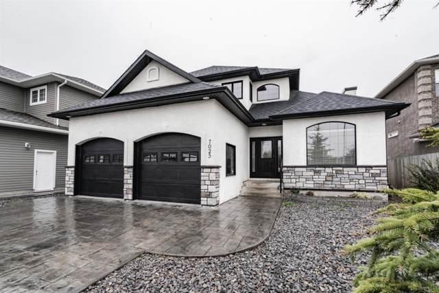 7025 102 Street, Grande Prairie, AB T8W 2Y4 (#A1037481) :: Western Elite Real Estate Group