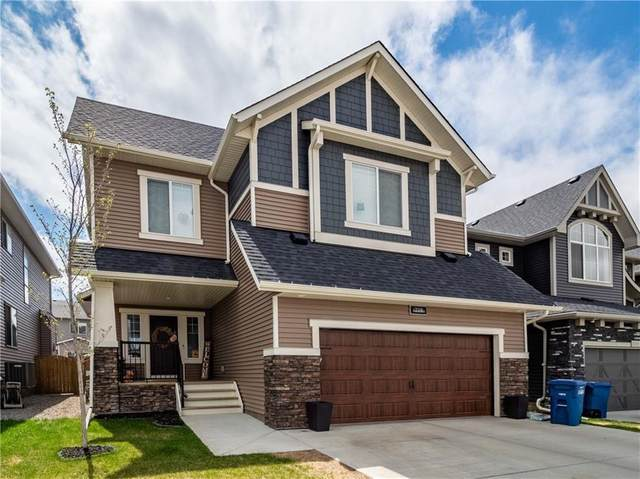 218 Bayside Loop SW, Airdrie, AB T4B 3W7 (#A1037492) :: Canmore & Banff