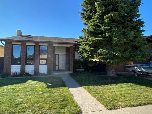 14 Beaverpond Court N, Lethbridge, AB T1H 5Y9 (#A1037535) :: Canmore & Banff