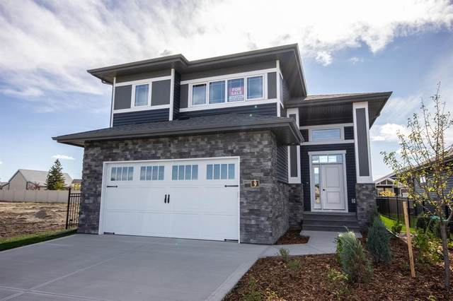 9 Tyrrell Close, Red Deer, AB T4P 0T8 (#A1037564) :: Canmore & Banff