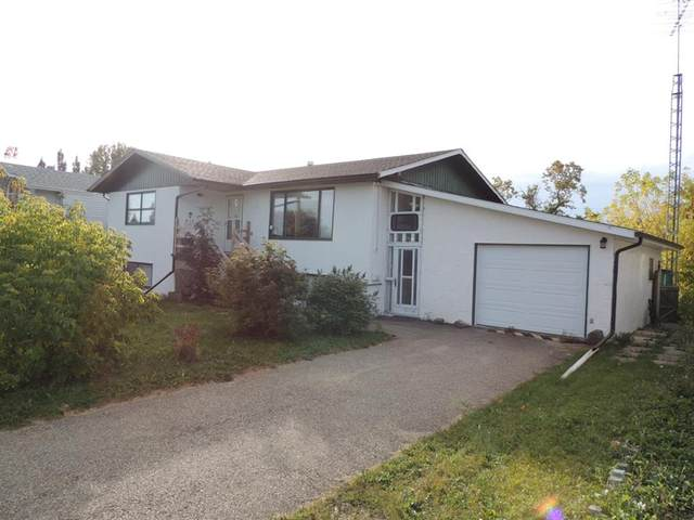 5621 53 Avenue, Lacombe, AB T4L 1L3 (#A1037612) :: Calgary Homefinders