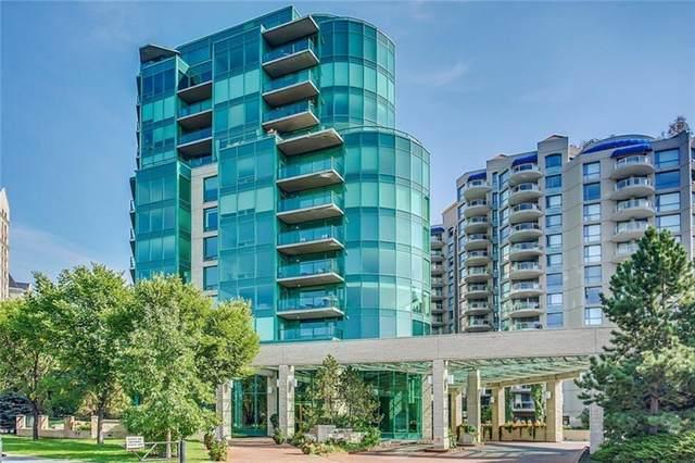 837 2 Avenue SW #703, Calgary, AB T2P 0E6 (#A1037629) :: Western Elite Real Estate Group