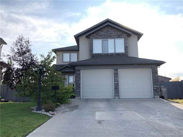 12902 89A Street, Grande Prairie, AB T8X 1V9 (#A1037655) :: Canmore & Banff