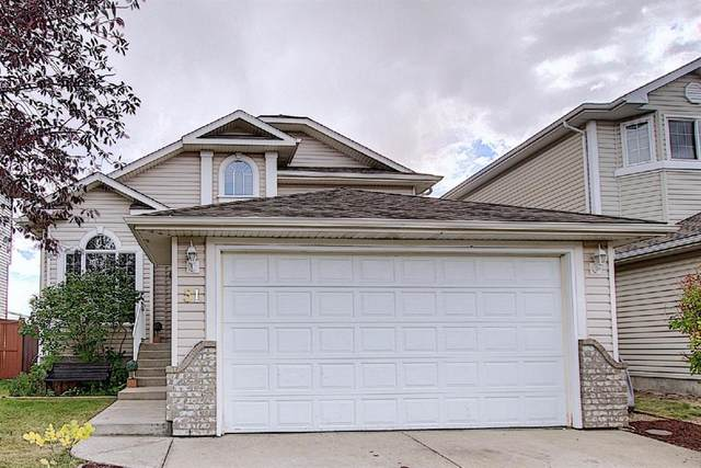 51 Silver Creek Boulevard NW, Airdrie, AB T4B 2P6 (#A1037662) :: Canmore & Banff