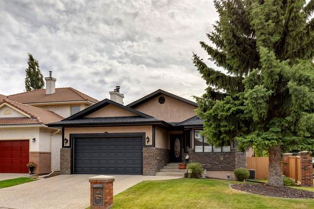 147 Canterbury Court SW, Calgary, AB T2W 6C1 (#A1037667) :: Canmore & Banff