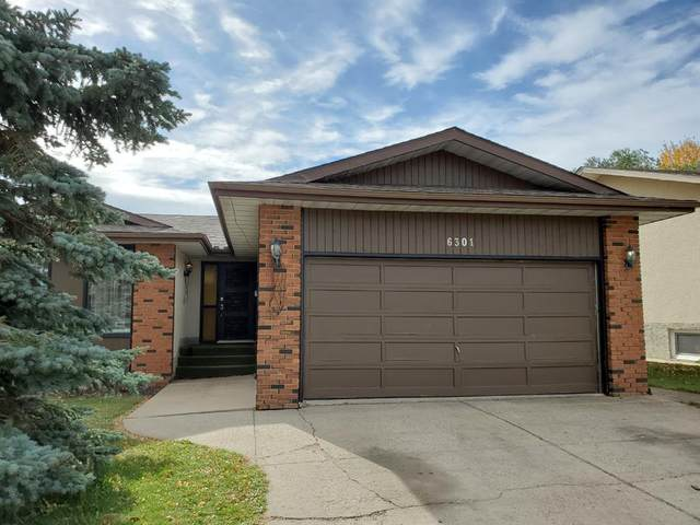 6301 43A Avenue Close, Camrose, AB T4V 3N3 (#A1037693) :: Redline Real Estate Group Inc