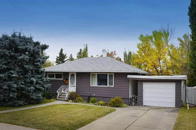 111 Warwick Drive SW, Calgary, AB T3C 2R5 (#A1037699) :: Canmore & Banff