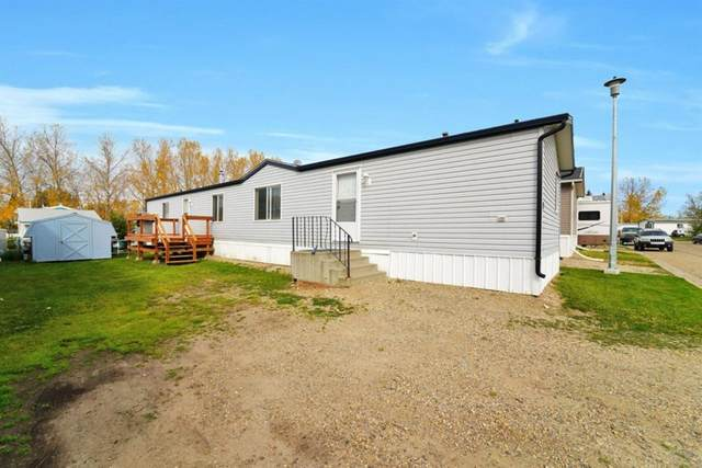 82 Westwood Court, Innisfail, AB T4G 1S2 (#A1037705) :: Canmore & Banff