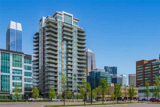 530 12 Avenue SW #604, Calgary, AB T2R 0B1 (#A1037714) :: Calgary Homefinders