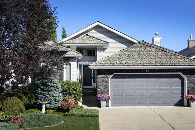 12 Valley Ponds Place NW, Calgary, AB T3B 5T5 (#A1037729) :: Canmore & Banff