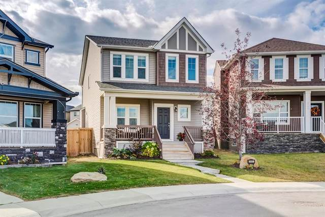 345 Nolanfield Way NW, Calgary, AB T3R 0L9 (#A1037738) :: Canmore & Banff
