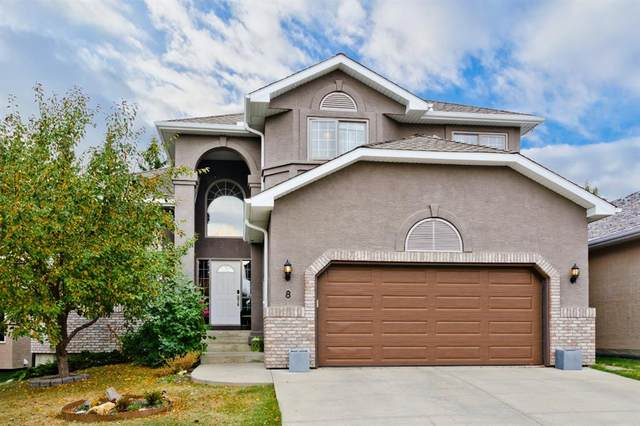 8 Scandia Rise NW, Calgary, AB T3L 1V5 (#A1037741) :: Canmore & Banff