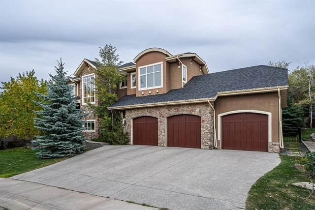 11 Spring Willow Way SW, Calgary, AB T3H 5Z3 (#A1037752) :: Calgary Homefinders