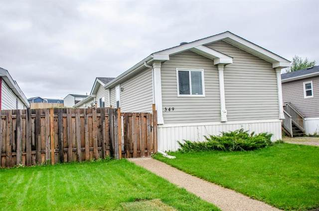 349 Greenwich Lane, Fort Mcmurray, AB T9H 3X6 (#A1037766) :: Canmore & Banff