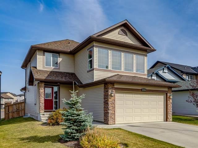 1350 Prairie Springs Park SW, Airdrie, AB T4B 0E8 (#A1037776) :: Canmore & Banff