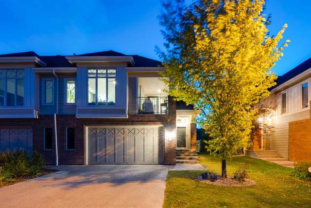 72 Wentworth Square SW, Calgary, AB T3H 0M5 (#A1037783) :: Calgary Homefinders