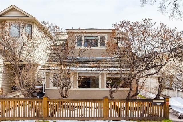 3602 2 Street NW, Calgary, AB T2K 0Y2 (#A1037786) :: Calgary Homefinders