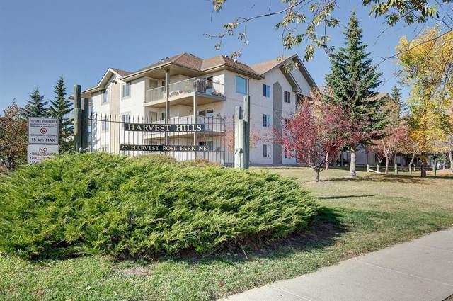 20 Harvest Rose Park NE #2206, Calgary, AB T3K 4Z1 (#A1037792) :: Canmore & Banff