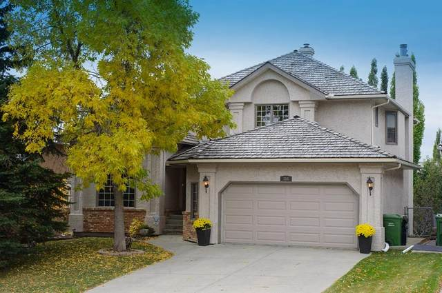 355 Scenic Acres Drive NW, Calgary, AB T3L 1T6 (#A1037896) :: Canmore & Banff