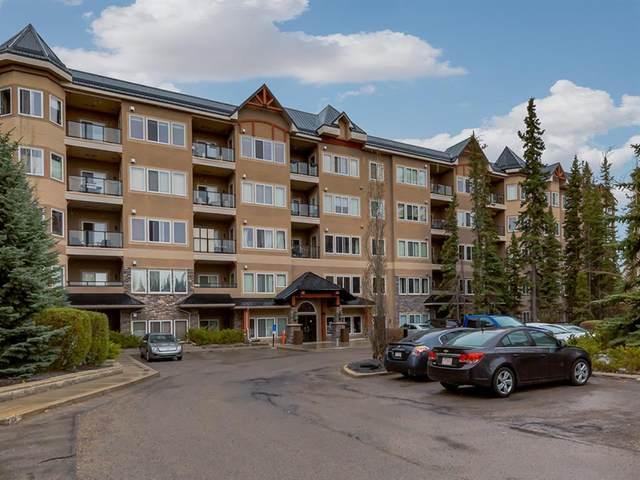 20 Discovery Ridge Close SW #335, Calgary, AB T3H 5X4 (#A1037972) :: Canmore & Banff