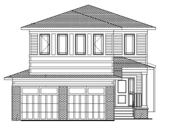 76 Emberside Glen, Cochrane, AB T4C 2L7 (#A1038004) :: Redline Real Estate Group Inc