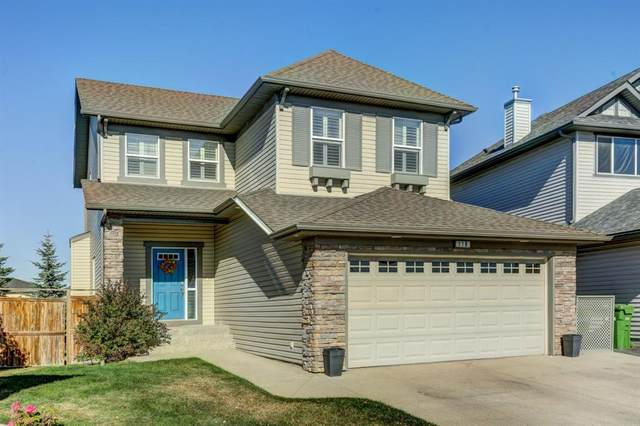118 Coopers Bay SW, Airdrie, AB T4B 3K2 (#A1038011) :: Canmore & Banff