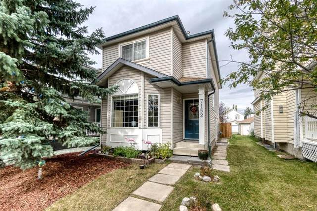 7152 Sierra Morena Boulevard SW, Calgary, AB T3H 3G8 (#A1038034) :: Calgary Homefinders