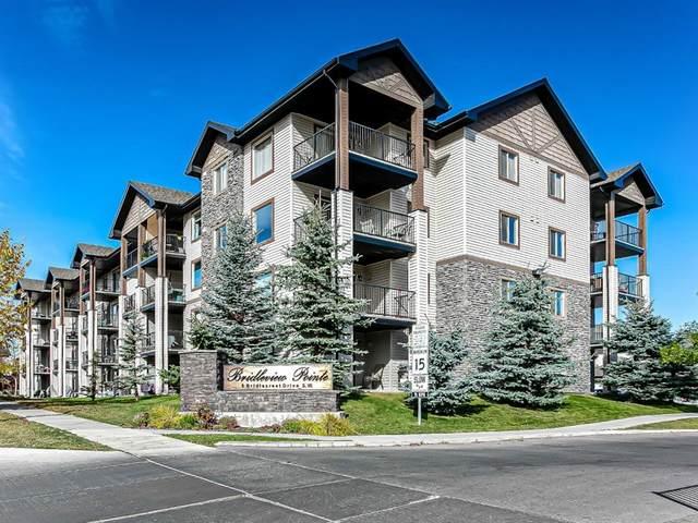 8 Bridlecrest Drive SW #1420, Calgary, AB T2Y 0H6 (#A1038056) :: Canmore & Banff