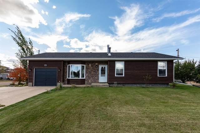 4602 56 Street W, Forestburg, AB T0B 1N0 (#A1038066) :: Canmore & Banff